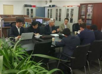 英国驻华大使馆到访中国报关协会